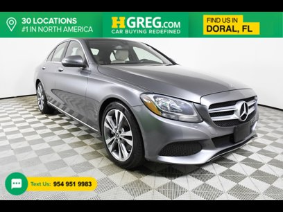 Used 2018 Mercedes-Benz C 300 Sedan - 562697835