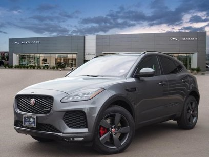 New 2020 Jaguar E-PACE Checkered Flag - 536196285