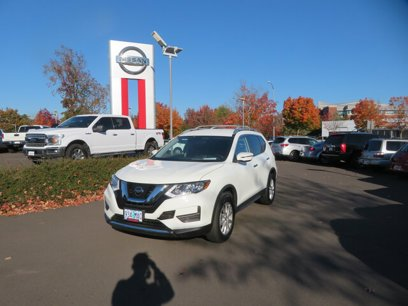 Certified 2020 Nissan Rogue AWD S - 565309715
