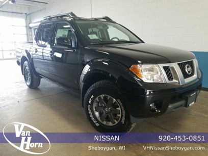 New 2019 Nissan Frontier PRO-4X - 537206785