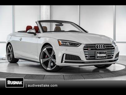 New 2019 Audi S5 3.0T Premium Plus Cabriolet - 524621325
