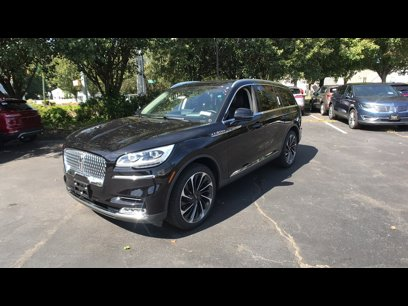 New 2020 Lincoln Aviator AWD Reserve - 527537950