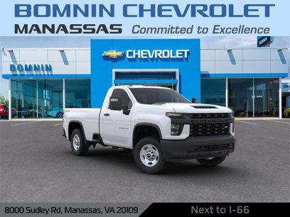 New 2020 Chevrolet Silverado 2500 W/T - 545223522