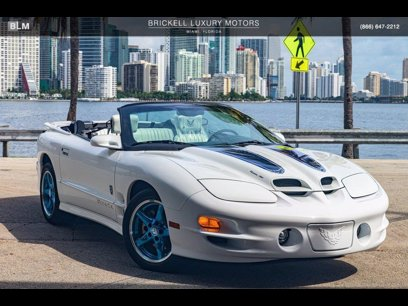 Used 1999 Pontiac Firebird Trans Am - 561486476