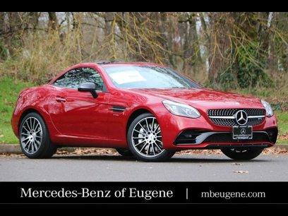 New 2020 Mercedes-Benz SLC 43 AMG - 535635987