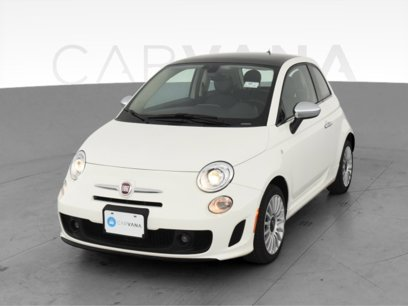 Used 2018 FIAT 500 Lounge Hatchback - 549014662