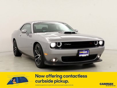 Used 2016 Dodge Challenger Scat Pack - 567251381