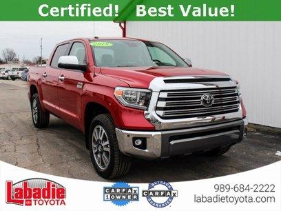 Certified 2018 Toyota Tundra 1794 Edition - 542703315