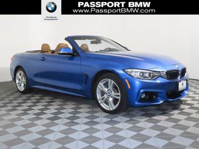 Certified 2016 BMW 428i xDrive Convertible - 541656501