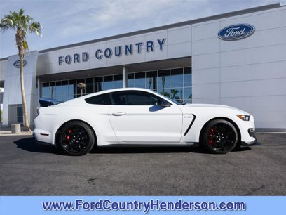 Certified 2017 Ford Mustang Shelby GT350 Coupe - 544129160