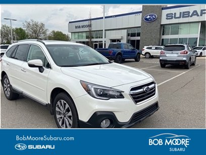Certified 2018 Subaru Outback 2.5i - 548775602