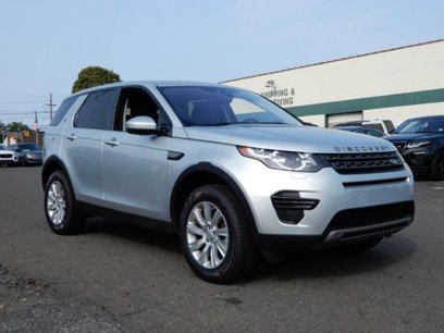 New 2019 Land Rover Discovery Sport SE - 496358556