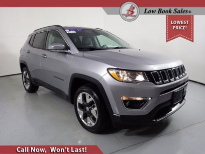 Used 2019 Jeep Compass Limited - 534154539