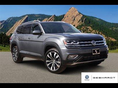 New 2020 Volkswagen Atlas 4Motion SEL Premium V6 - 545508653