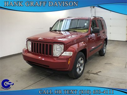 2008 Jeep Liberty For Sale >> 2008 Jeep Liberty For Sale Autotrader