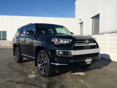 New 2020 Toyota 4Runner Limited - 541664811