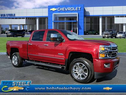 Used 2019 Chevrolet Silverado 2500 4x4 Crew Cab High Country - 540176742
