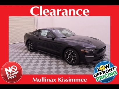 New 2019 Ford Mustang Premium - 497684354