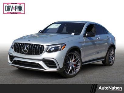 New 2019 Mercedes-Benz GLC 63 AMG S 4MATIC Coupe - 511419845