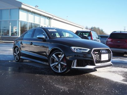 Certified 2018 Audi RS 3 - 536281156