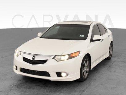 Used 2012 Acura TSX Special Edition Sedan - 548994635