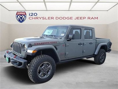 New 2020 Jeep Gladiator Rubicon - 534140210