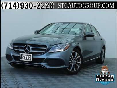 Used 2017 Mercedes-Benz C 300 Sedan - 559793753