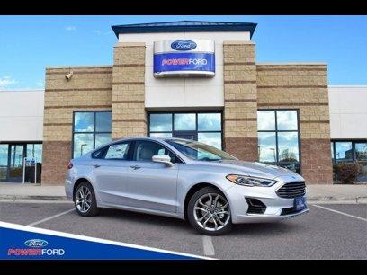 Ford Dealership Albuquerque >> New Ford Fusion For Sale In Albuquerque Nm 87199