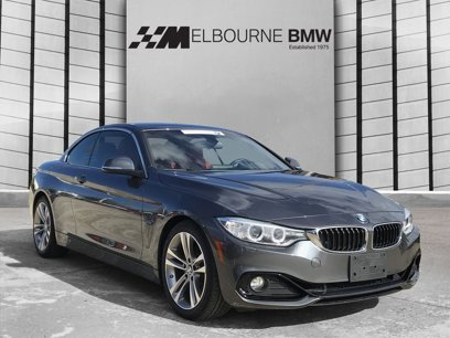 Certified 2017 BMW 430i Convertible - 538751080