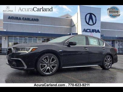 New 2020 Acura RLX Sport Hybrid w/ Advance Pkg - 543256163