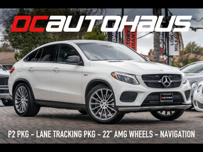 Used 2017 Mercedes-Benz GLE 43 AMG 4MATIC Coupe - 541039347