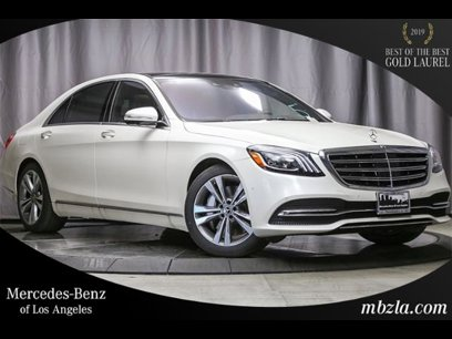 New 2020 Mercedes-Benz S 450 Sedan - 538583425