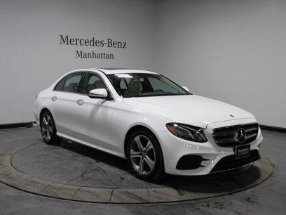 Certified 2018 Mercedes-Benz E 300 4MATIC - 542722491
