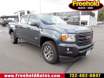 Used 2019 GMC Canyon 4x4 Crew Cab All Terrain - 532066201