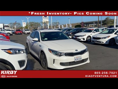Certified 2018 Kia Optima EX Hybrid - 544375962