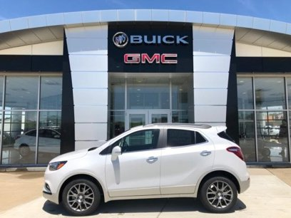 New 2019 Buick Encore FWD Sport Touring - 519084201