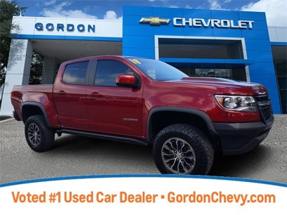 Certified 2018 Chevrolet Colorado For Sale In Orange Park Fl Autotrader