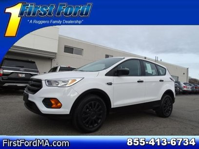 Used 2017 Ford Escape FWD S - 539489229