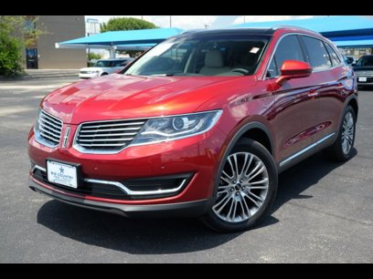 Used 2018 Lincoln MKX FWD Reserve - 518636649