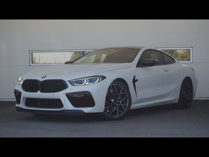 Certified 2020 BMW M8 Coupe w/ M Driver's Package - 563468968