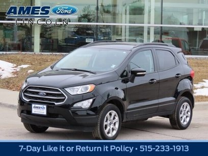Used 2019 Ford EcoSport 4WD SE - 543213090