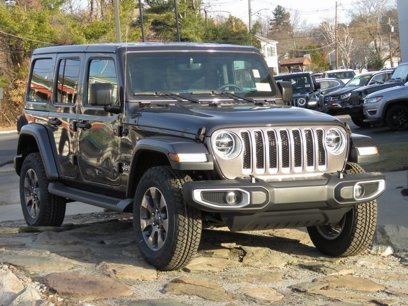 New 2020 Jeep Wrangler 4WD Unlimited Sahara - 540056947