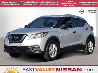 Certified 2019 Nissan Kicks S - 539177394