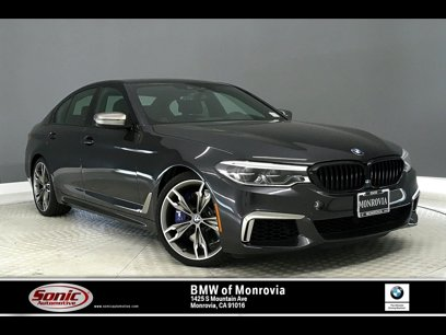 2019 Bmw M550i Xdrive For Sale In Los Angeles Ca 90014