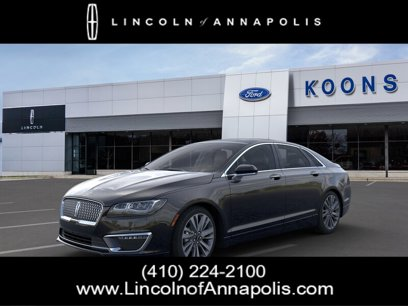 New 2019 Lincoln MKZ Reserve AWD - 513416987