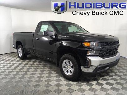 New 2019 Chevrolet Silverado 1500 W/T - 542642107