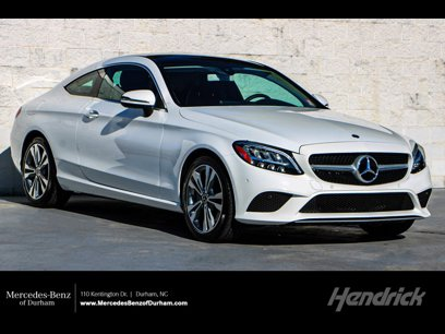 Certified 2019 Mercedes-Benz C 300 Coupe - 568852219