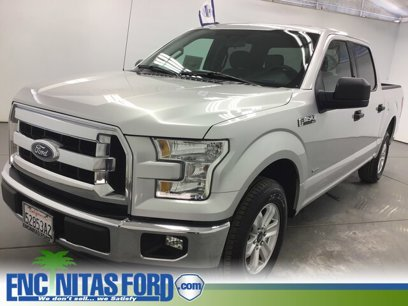 Certified 2017 Ford F150 2WD SuperCrew - 546310629