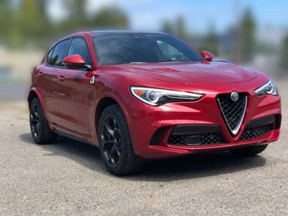 New 2019 Alfa Romeo Stelvio AWD Quadrifoglio - 523814530