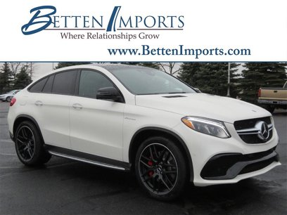 New 2019 Mercedes-Benz GLE 63 AMG S 4MATIC Coupe - 500729451